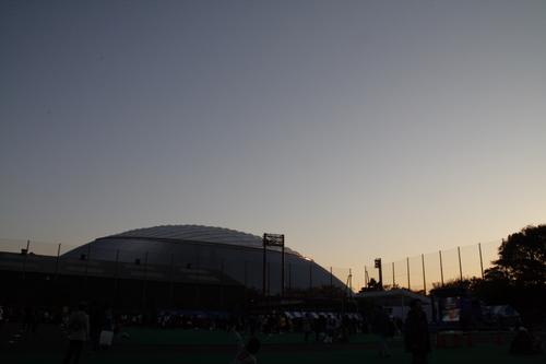 こんなに真っ暗じゃなかった(^▽^;)